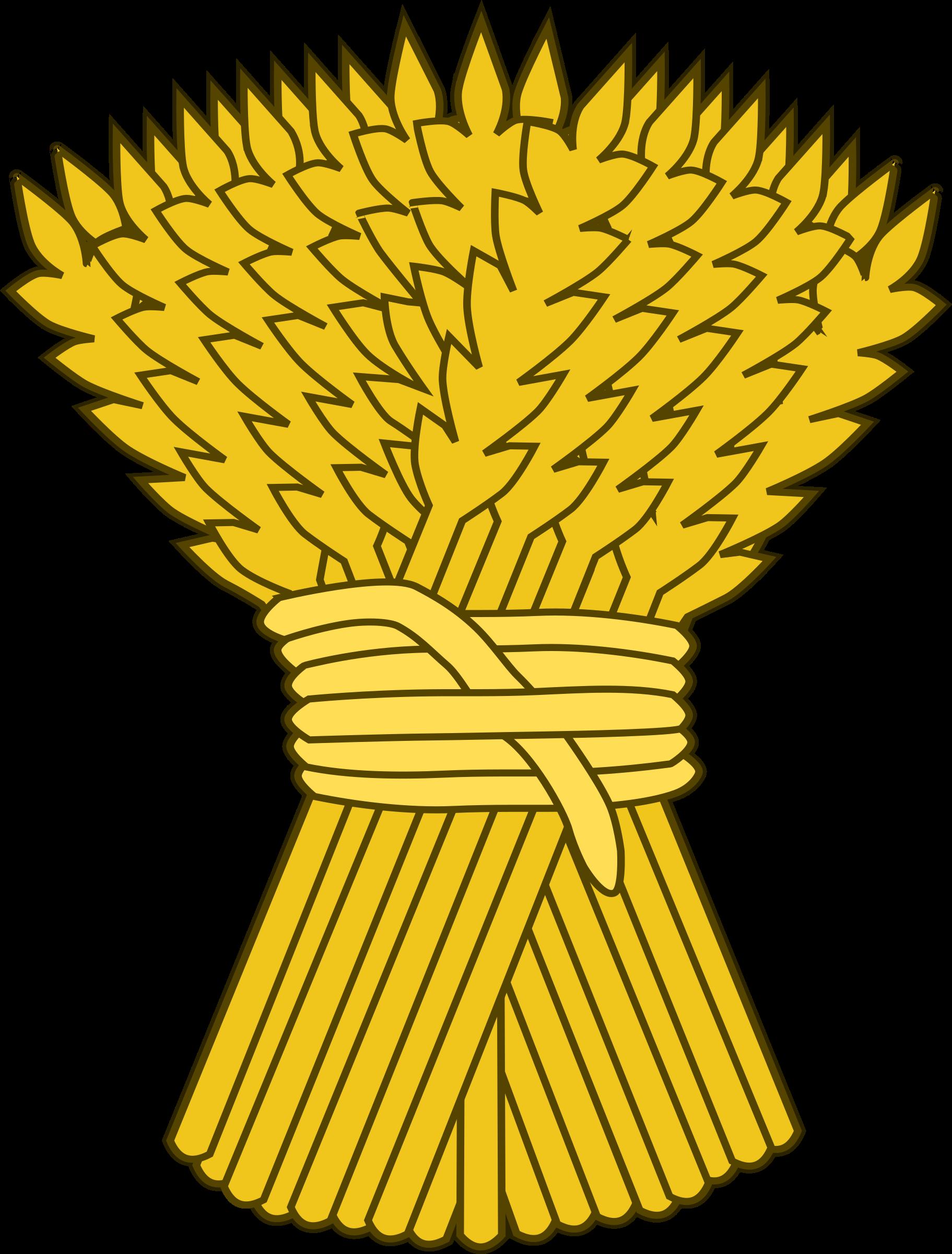 Drawn wheat Sheaf Wheat Wheat Clipart sheaf