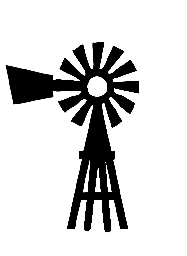 Drawn windmill farm windmill #seasonal #farm #rusticwindmill  Windmill