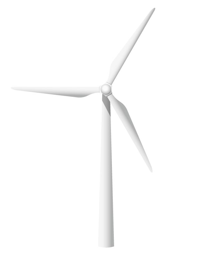 Wind Turbine clipart modern windmill Drawing Turbine Create a Wind