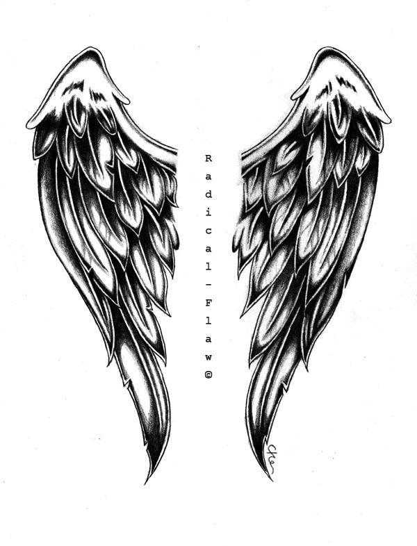 Drawn angel angel wing Wings 20+ angel ideas drawing