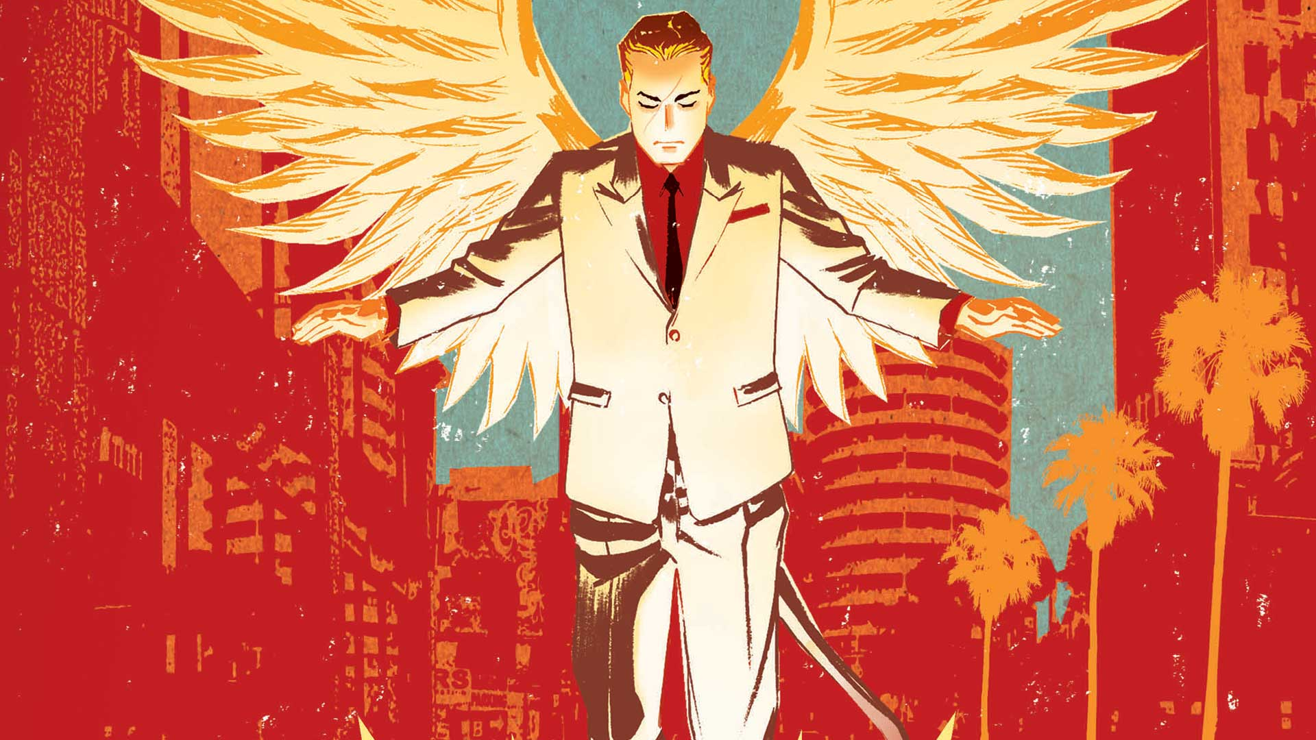 Drawn wings What Lucifer DC Need 101: