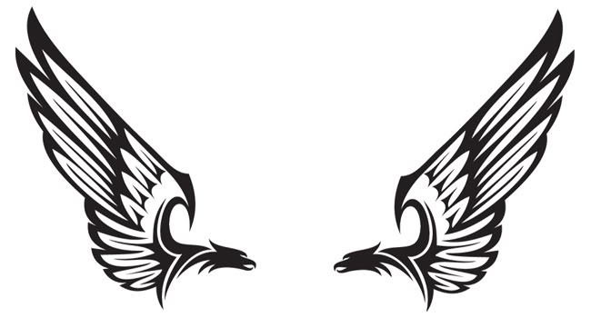 Wings clipart hermes wings  Symbols Wings Twin Twin