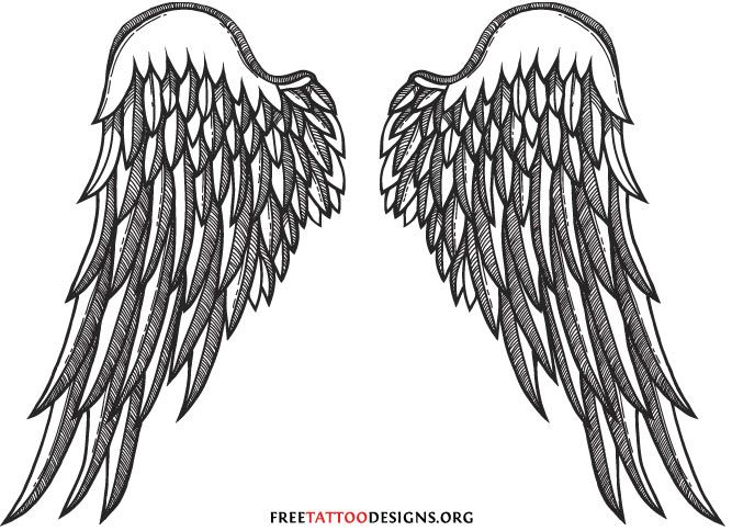 Wings clipart guardian angel #LoveTheDesign Angel Designs on 17
