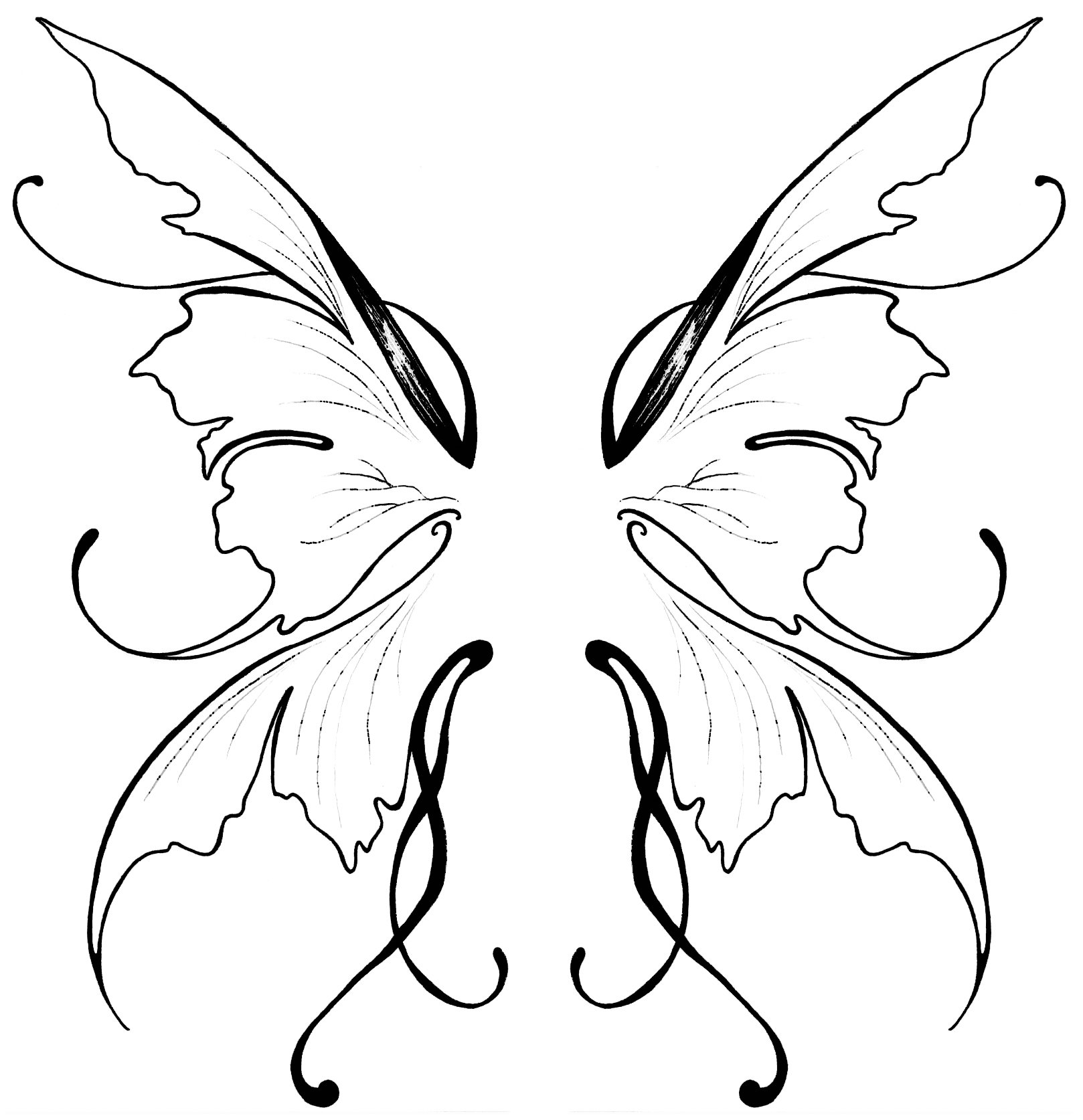 Drawn fairy side view Images Pinterest I on about