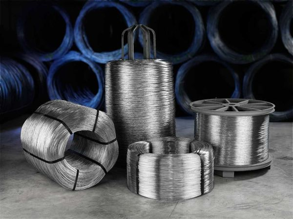 Drawn wire Of production of Galvanized galvanized
