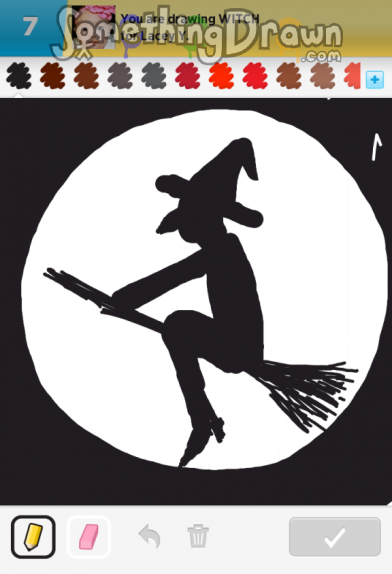 Drawn witch SomethingDrawn WITCH drawings of