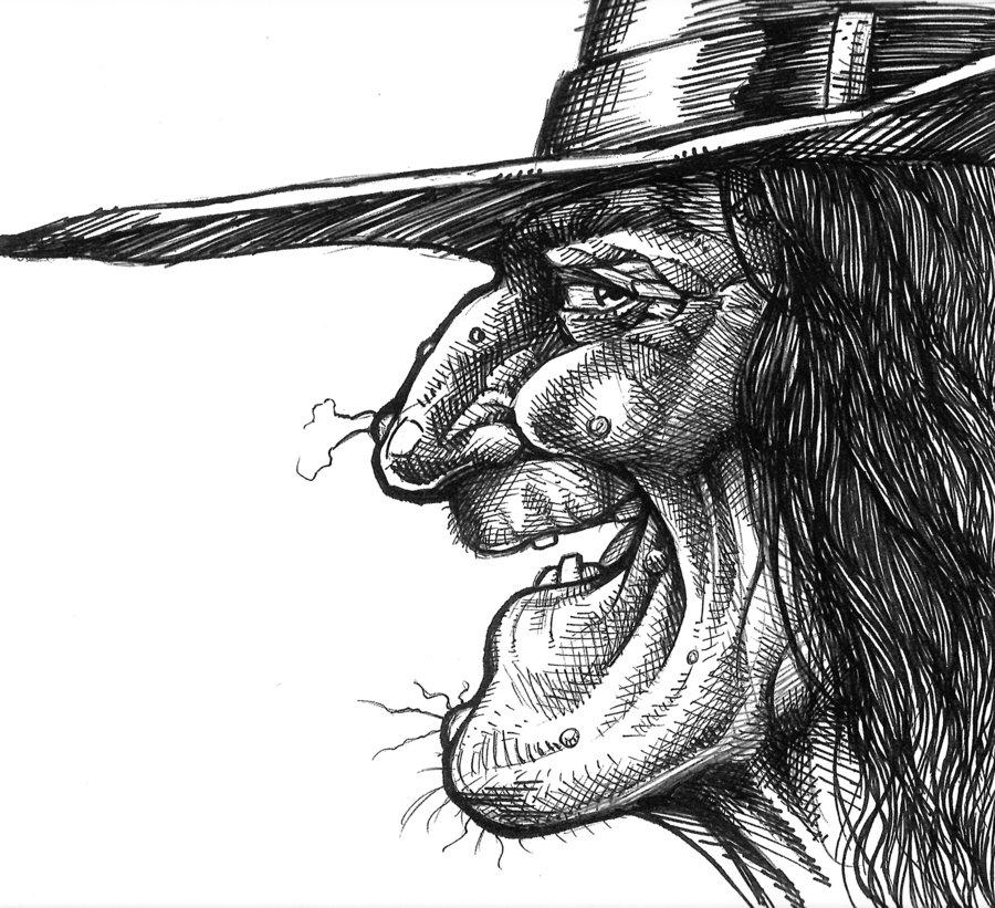 Drawn witch Czyli czyli DrawingWitch Ciota CZAROWNICE