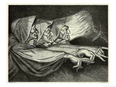 Drawn witchcraft macbeth Ii Why place? A and