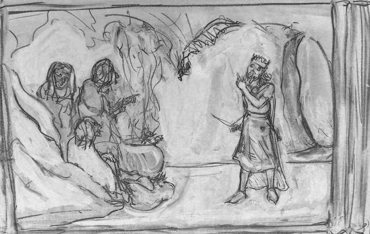 Drawn witchcraft macbeth 37 r (c)ghD Page a