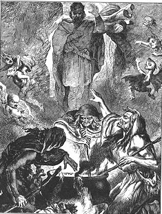 Drawn witchcraft macbeth In confronting Images A i