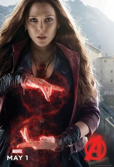 Drawn witchcraft scarlet witch Quicksilver Age To Witch Ongoing