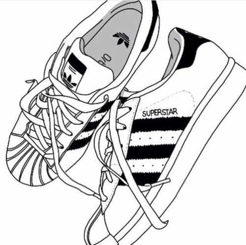 Adidas clipart cute shoe And Adidas Benjamin Adidas on