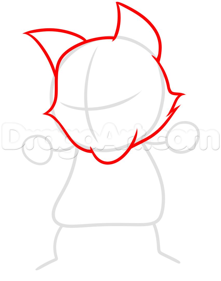 Drawn wolfman dragoart How Added a Sheets cute