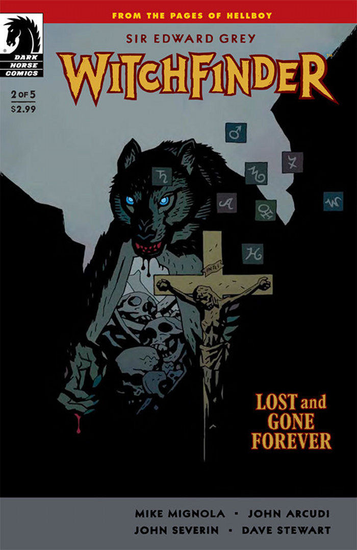 Drawn wolfman hellboy Hellboy Hellboy Pinterest and