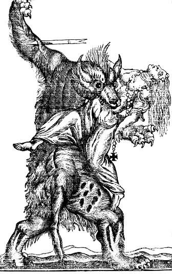 Drawn wolfman human love Moon century a Werewolves Public