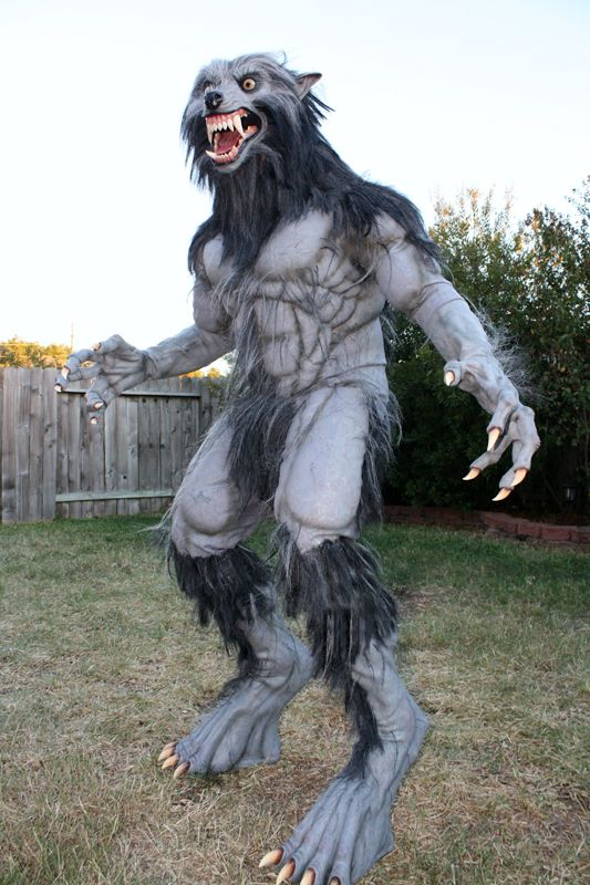 Drawn wolfman mechanical  Monster Pinterest this This