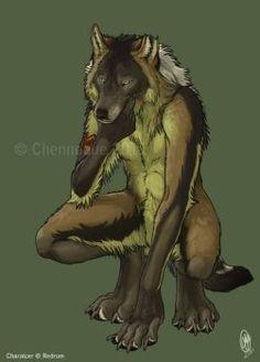 Drawn wolfman mechanical Werewolves Wolf Werewolf / Werewolf