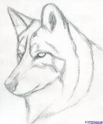 Drawn wolfman pencil drawing Voor Werewolf drawings drawings werewolf