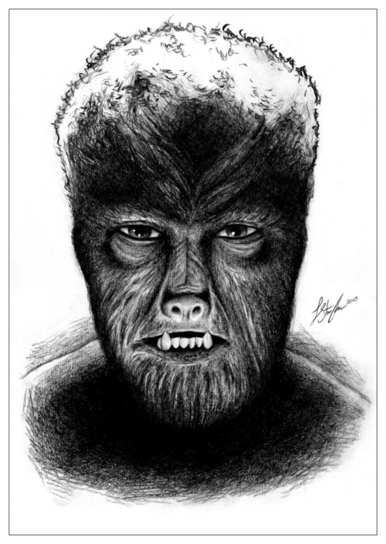 Drawn wolfman real life Wolfman DeviantArt venom on venom