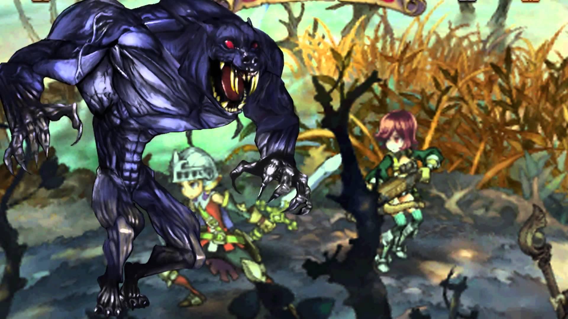 Drawn wolfman rpg DARK my werewolf d' PROVA