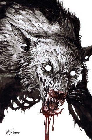 Drawn wolfman rpg Horror this Horror RPG best