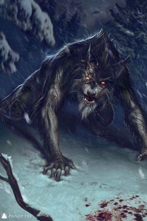 Drawn wolfman rpg Lycans Eyecandy & on RPG