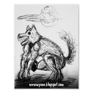 Drawn wolfman tall Wolfman best Wolfman in Sunday