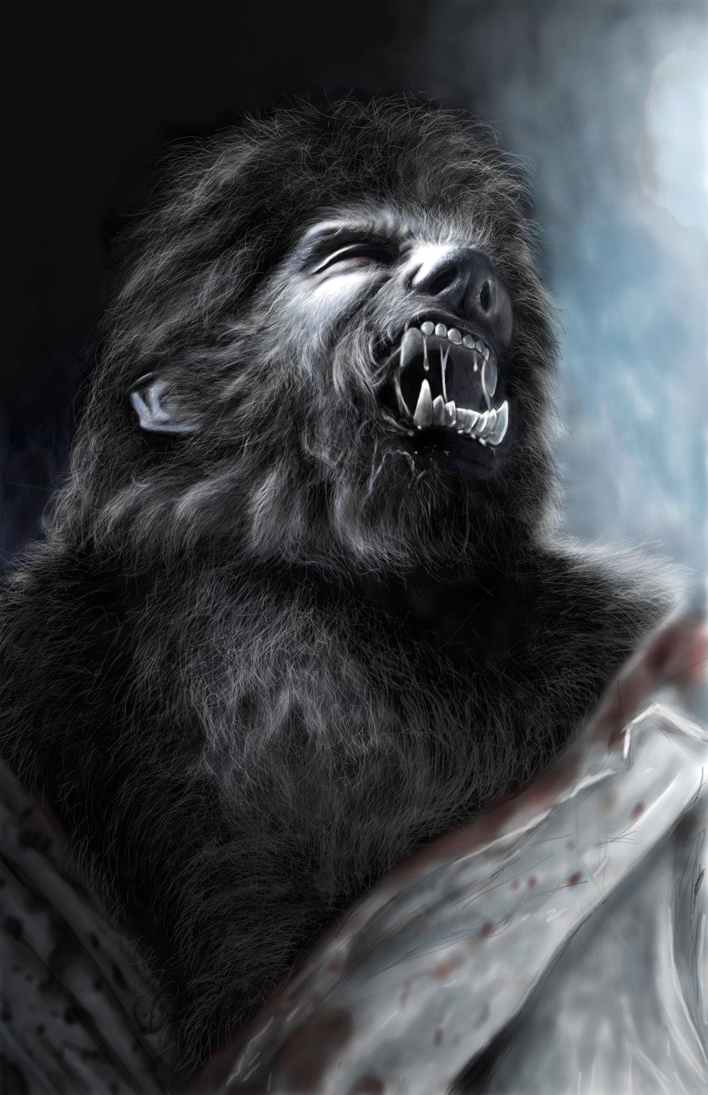 Drawn wolfman west virginia  com 2013 deviantart @deviantART