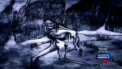 Drawn wolfman west virginia Penitentiary Mysteries S02E04 Wolfman Virginia