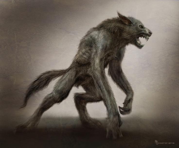 Drawn wolfman west virginia On Unexplained Bray creature wanna