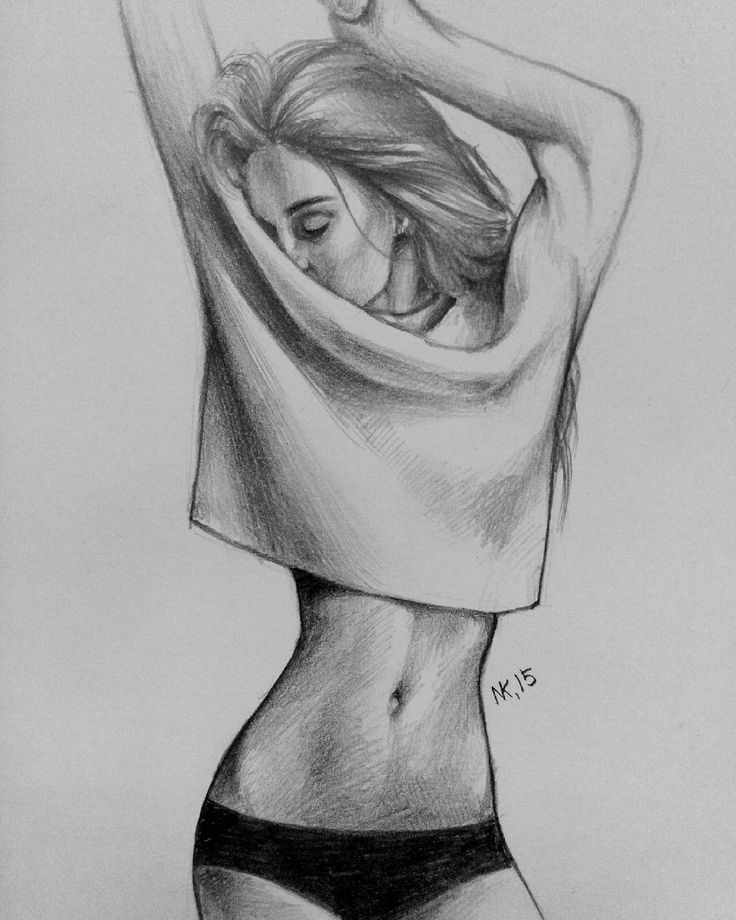 Drawn women art Girl Pinterest ideas should 25+