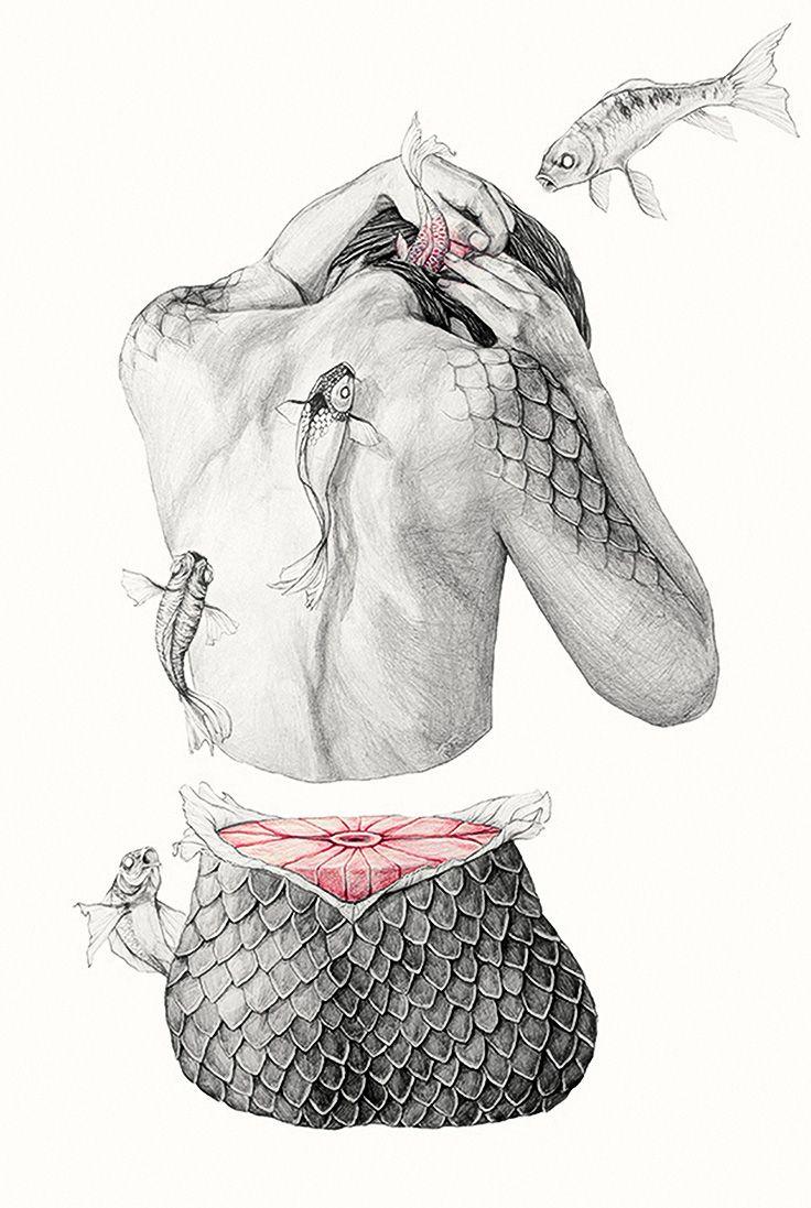 Drawn women art Pinterest on art 25+ back