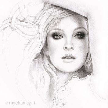Drawn women art  238 Artwork images artwork