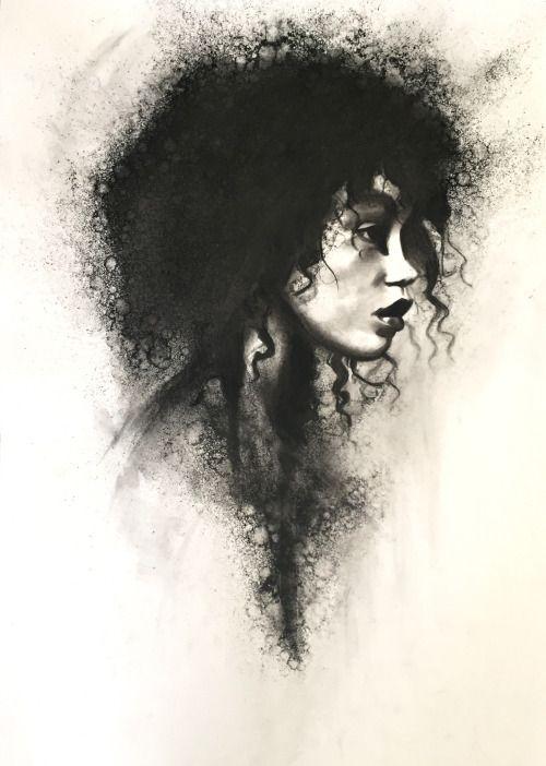 Drawn women art Black on tattoo drawing Best
