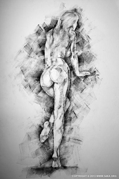 Drawn women beautiful woman body :: Female Page Page 54ka