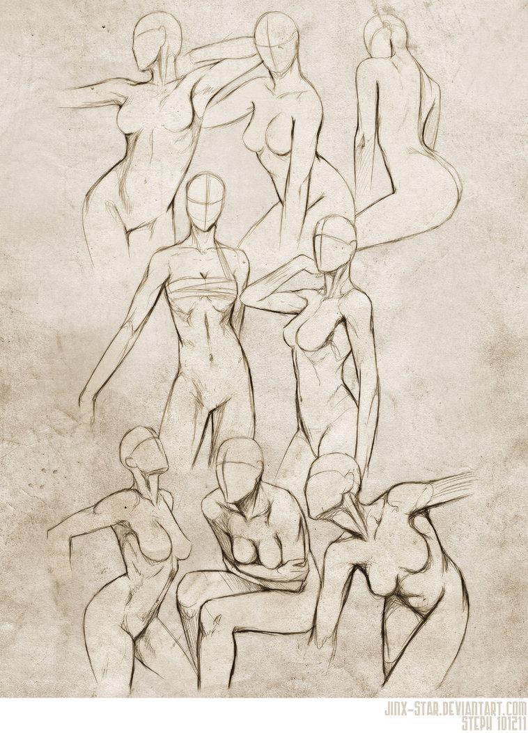 Drawn women beautiful woman body  Pinterest bodies Best 20+