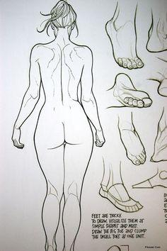 Drawn women beautiful woman body How body Drawing by Frank