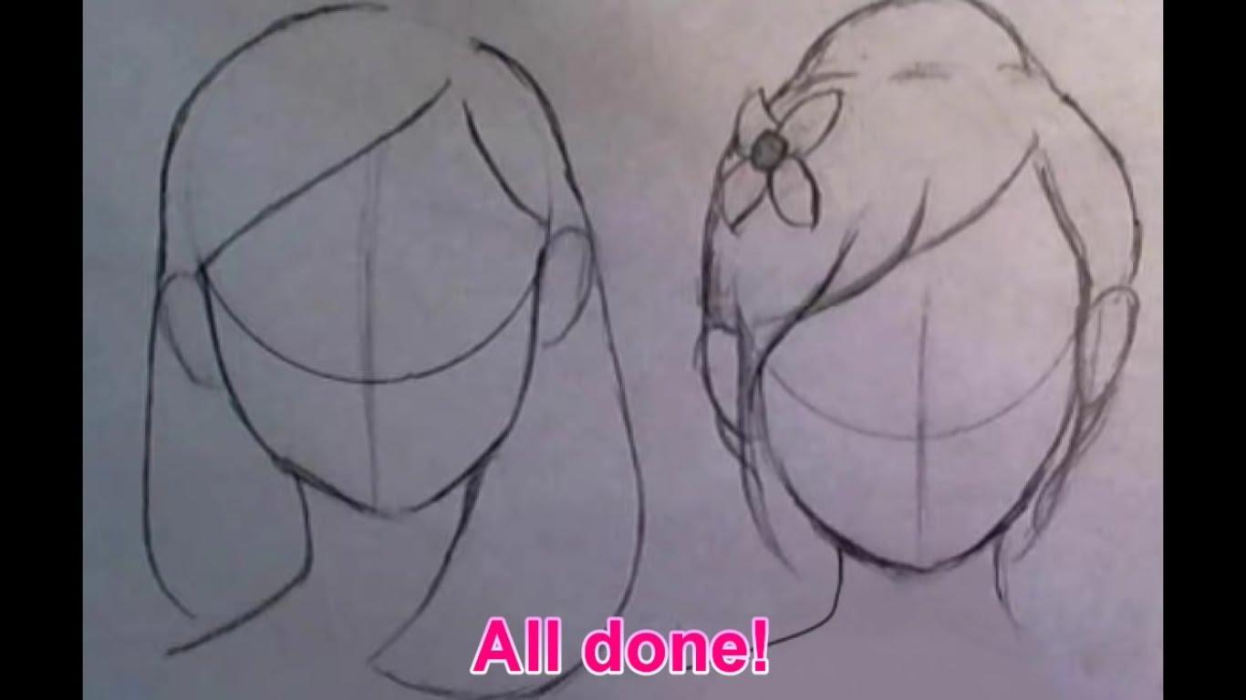 Drawn women beginner ♡Quick cute 1) BEGINNERS BEGINNERS
