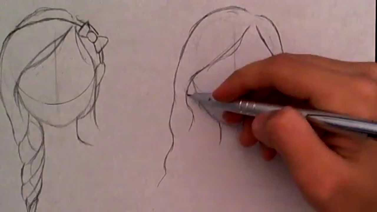 Drawn women beginner ♡How To Draw beginners! TWO)♡