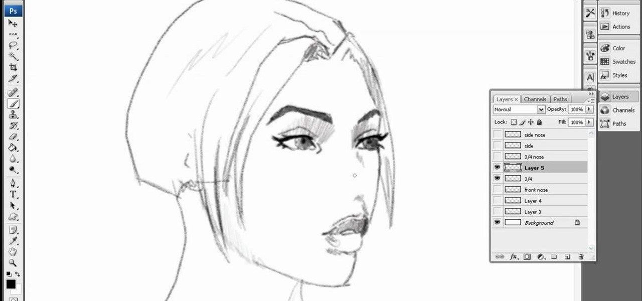 Drawn women comic character Drawing to for comic «