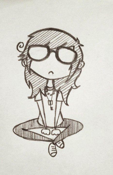 Drawn women doodle Pinterest ❤ about best 413