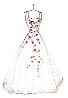 Drawn wedding dress anime For really Google your teen