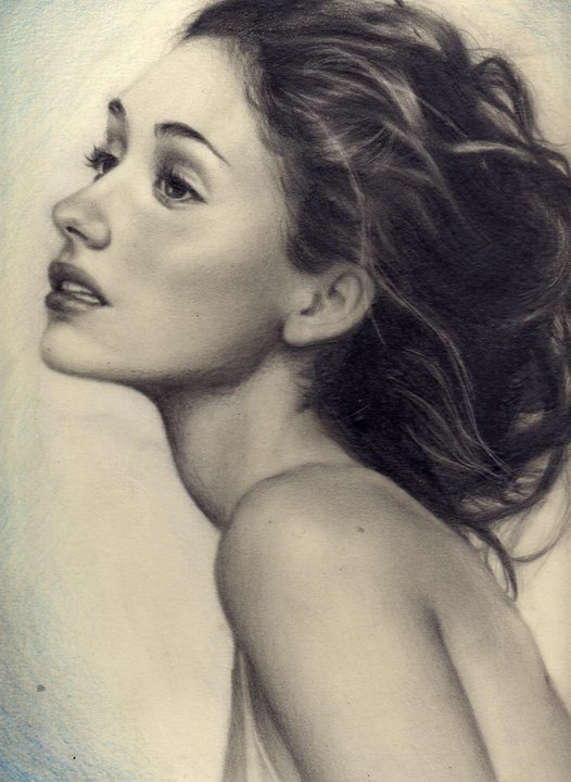 Drawn women face art Cached  Faces Women female