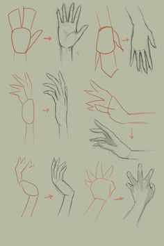 Drawn women hand sketch Demos tutorials Portrait  drawing