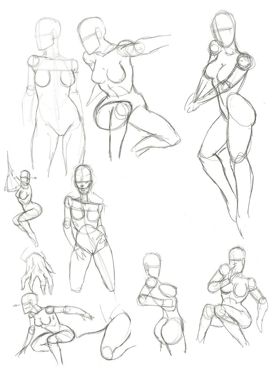 Drawn women muscular  DeviantArt X2X0 by X2X0