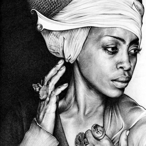 Drawn women photography portrait Pencil Amazing : Sketches in