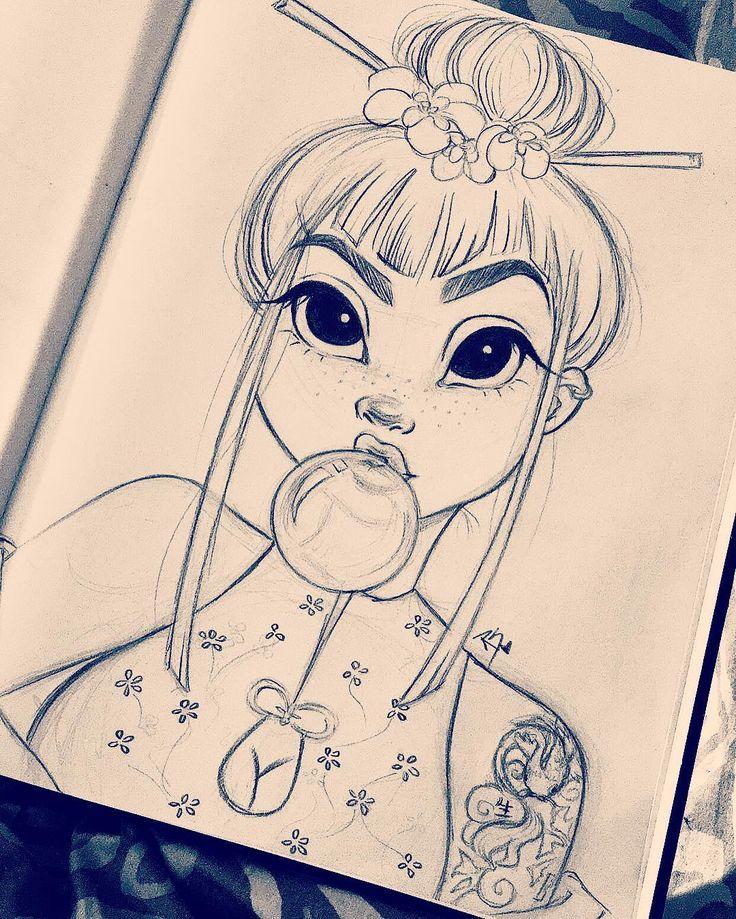Drawn sushi face Pinterest 25+ Queen♚fσℓℓσω Girl Best