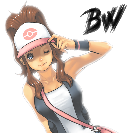 Drawn women pokemon Pokemon New Pokemon by on