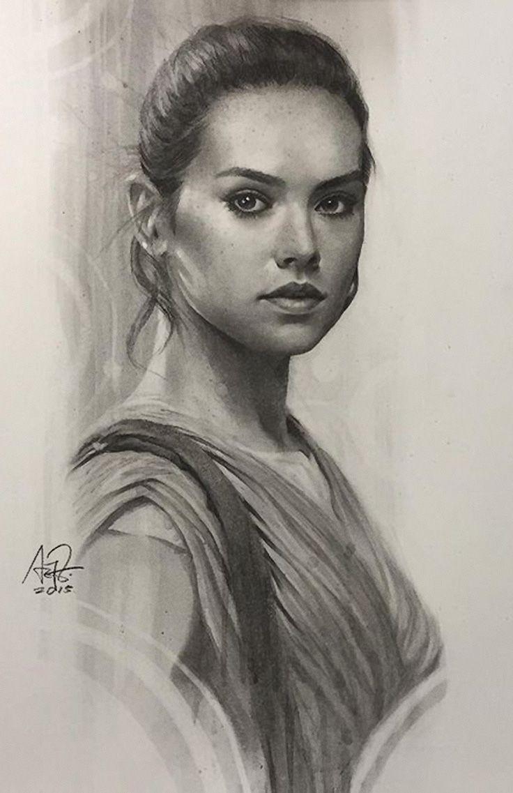Drawn portrait hype Woman shoulder · head art