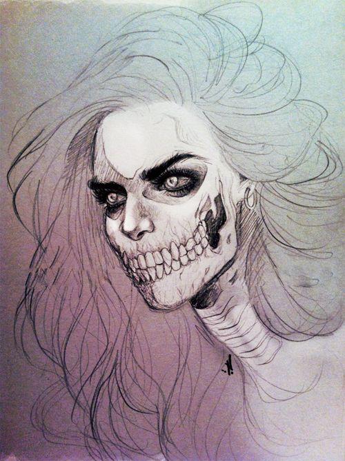 Drawn women real face Best hazmi Sara drawing That
